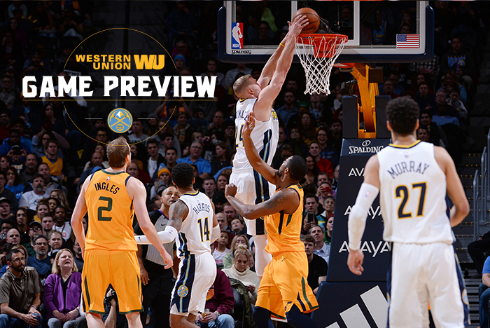 Nuggets Jazz Preview