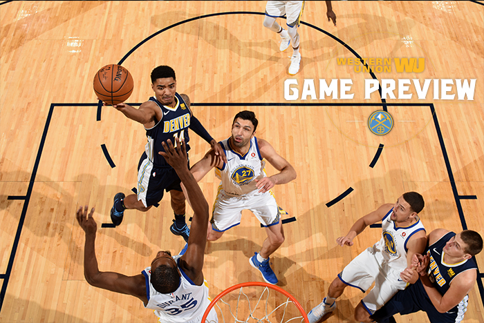 Nuggets hold Warriors to season-low 81 points, 3 three-pointers