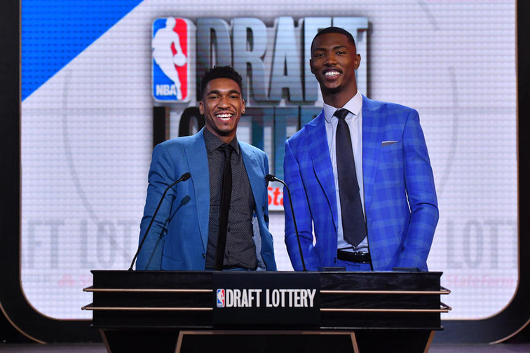 Philadelphia 76ers: 2017 NBA Draft Lottery results