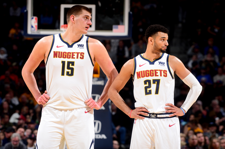 a75b9ab2e09 Yahoo  Denver Nuggets have one of the NBA s top five young cores ...