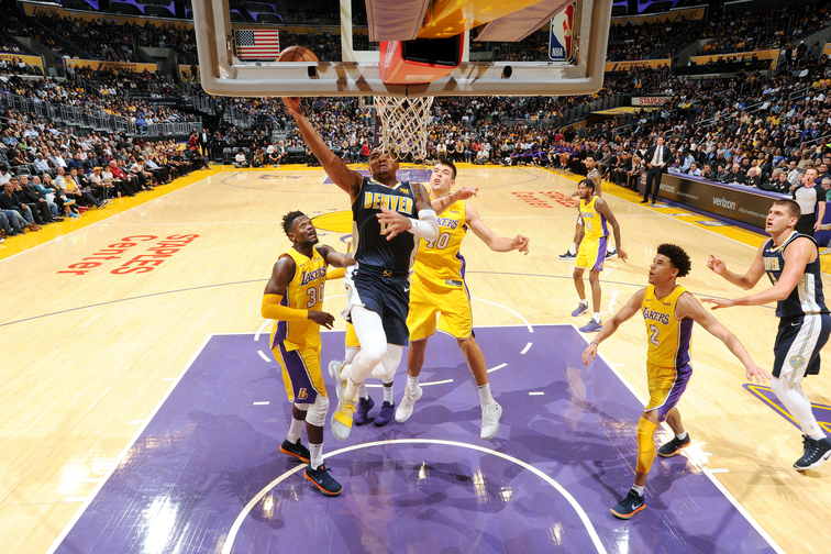 Los Angeles Lakers to hire Antawn Jamison for scouting role