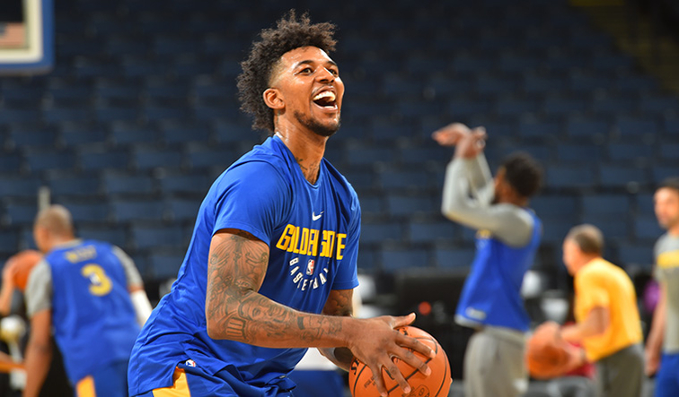 9517c504b Denver Nuggets Sign Nick Young