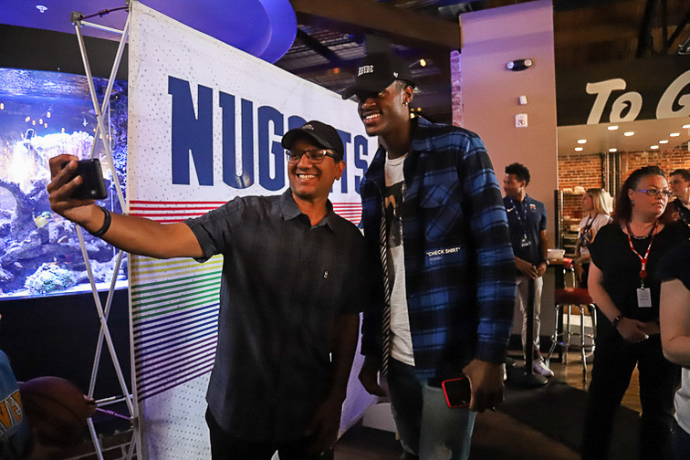 Nuggets Draft Day Watch Party