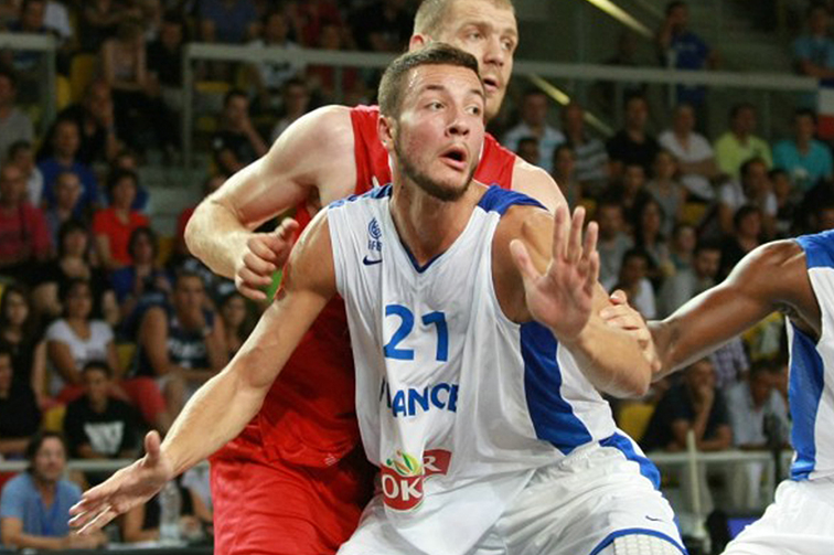 Nuggets prospect Joffrey Lauvergne proving to be a winner overseas