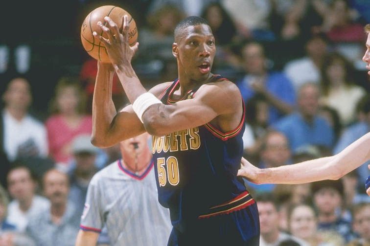 Denver Nuggets A to Z: Ervin Johnson