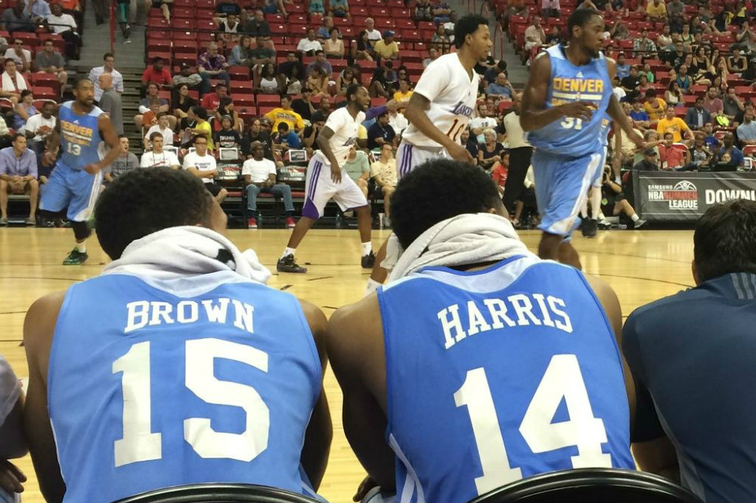 Nuggets lose to Lakers in final game at NBA Summer League
