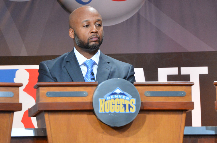 Nuggets and the 2014 NBA Draft Lottery