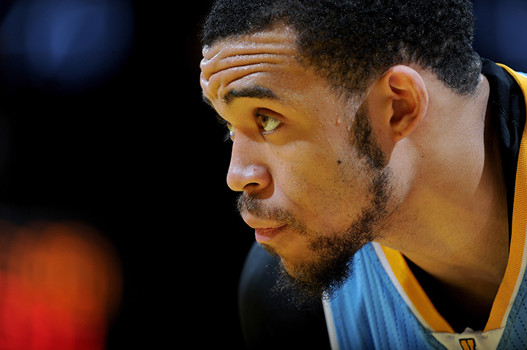 Nuggets center JaVale McGee enjoying pain-free recovery from leg injury