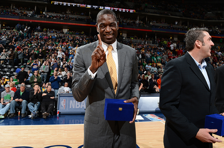 a766e7510 Best of 2013-14  Mutombo on hand for Nuggets reunion. Denver beat Clippers  as franchise celebrated 1993-94 ...