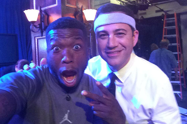 Nate Robinson to Appear on Jimmy Kimmel Live