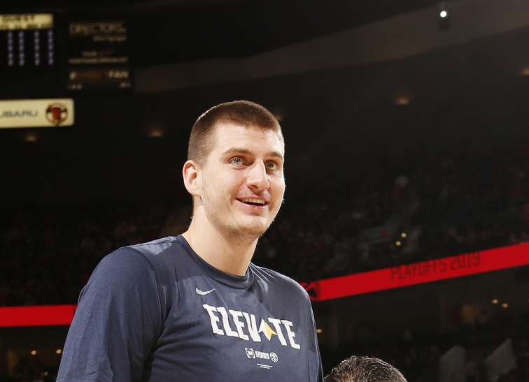 fc44ae400 Nikola Jokić gets props on Twitter after All-NBA First Team honors ...