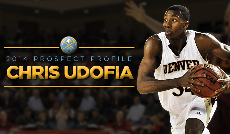Prospect Profile: Chris Udofia