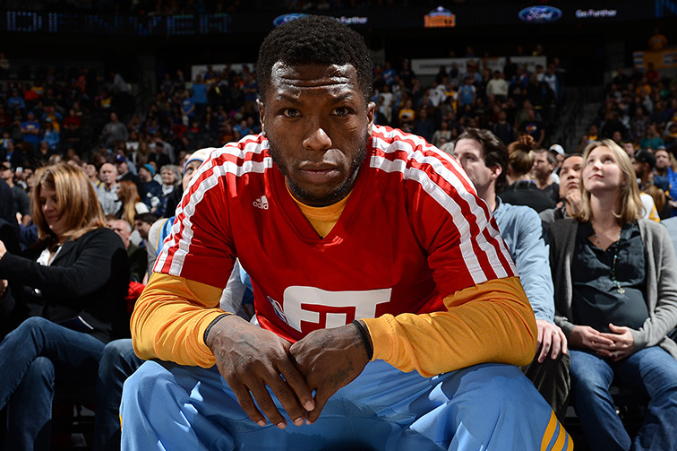 Nuggets G Nate Robinson happy with progress after ACL surgery