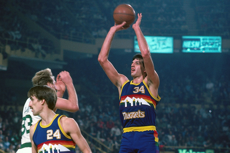 Denver Nuggets A to Z: Danny Schayes