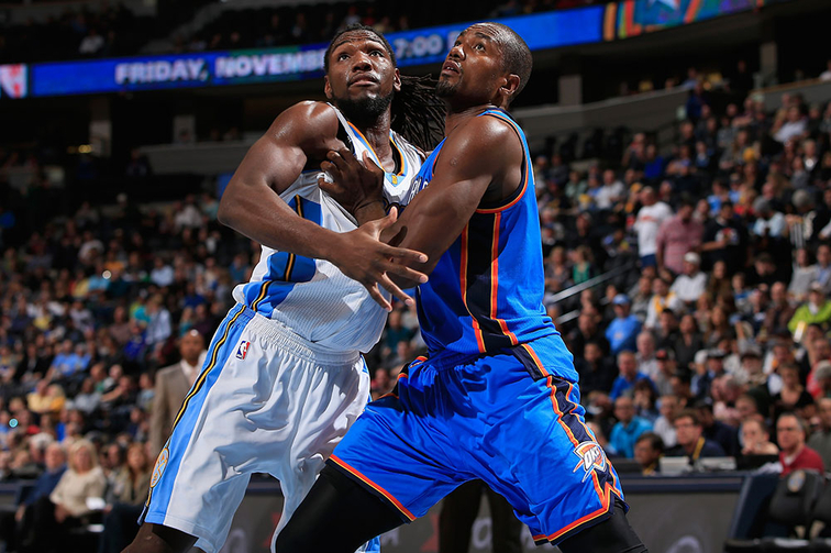 Thunder vs. Nuggets