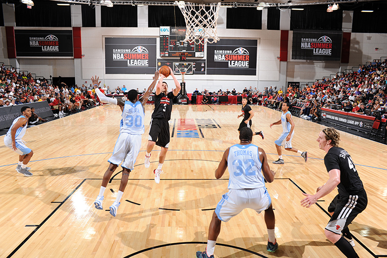 Nuggets open summer tournament against D-League Select team