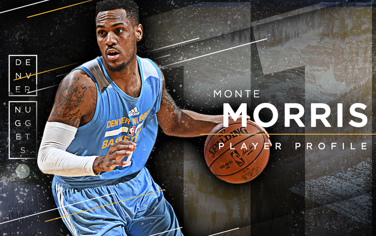 a225c8894 Nuggets 2017-18 Player Preview  Monte Morris
