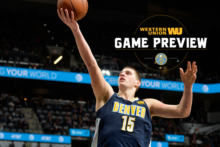 Nikola Jokic posts triple-double as Nuggets hand Spurs third straight loss