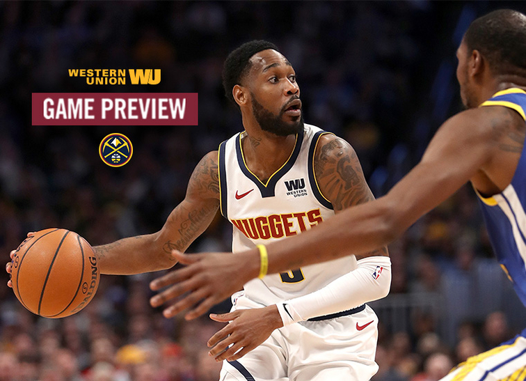 6214beea9b9 Game Preview  Denver Nuggets Take on Golden State Warriors