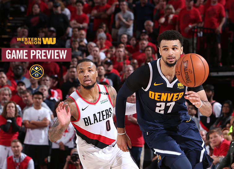 Denver looks to clinch series against Portland in game 6