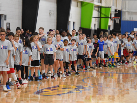 Jr. NBA Clinic: October 12