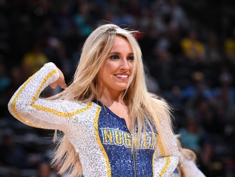 Denver Nuggets Dancers: March 27