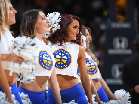 Denver Nuggets Dancers | November 9-15