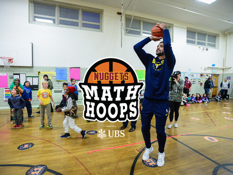 UBS Nuggets Math Hoops