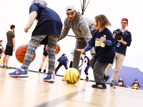 Western Union Jr. Nuggets Clinic: Gary Harris and Trey Lyles