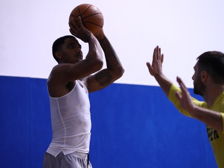 Gary Harris Basketball Without Borders