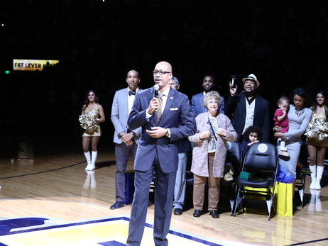 Fat Lever 'Overjoyed' by Jersey Retirement