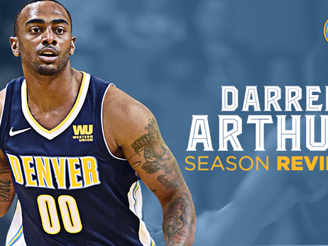 2017-18 Nuggets Player Breakdown: Darrell Arthur