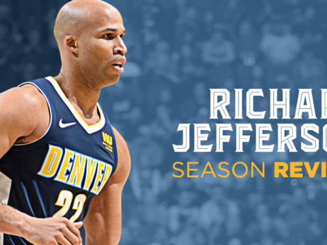 2017-18 Nuggets Player Breakdown: Richard Jefferson