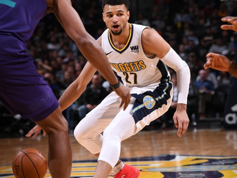 Jamal Murray 2017-18
