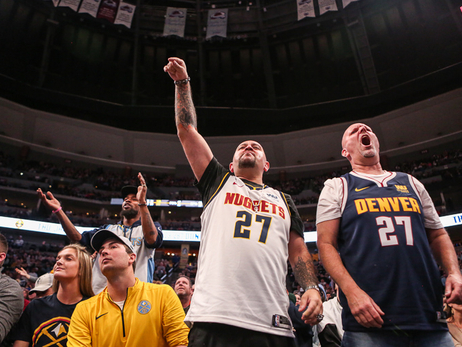 Nuggets Fans | January 1