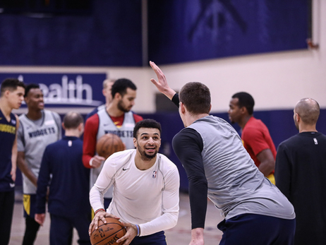 Nuggets Prepare to go up Against Jazz