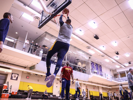 Nuggets Practice | March 17