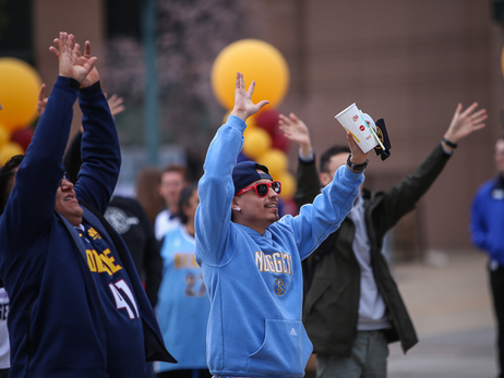 Denver Nuggets Playoff Tailgate: Game 2