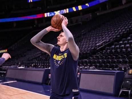 Nuggets Shootaround | April 29