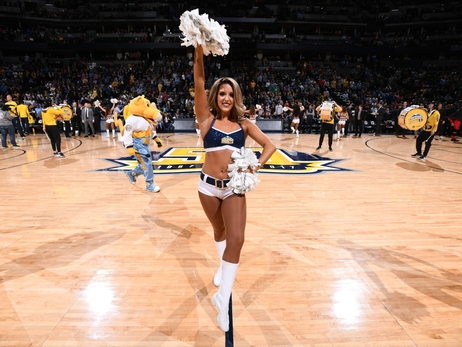 Denver Nuggets Dancers Photos: May 7