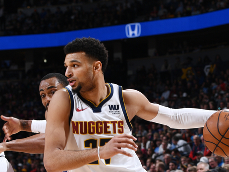 Denver Nuggets' Jamal Murray back on target vs. Pistons