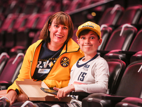 Fans de Nuggets | 2019 playoffs juego 7 contra Trail Blazers