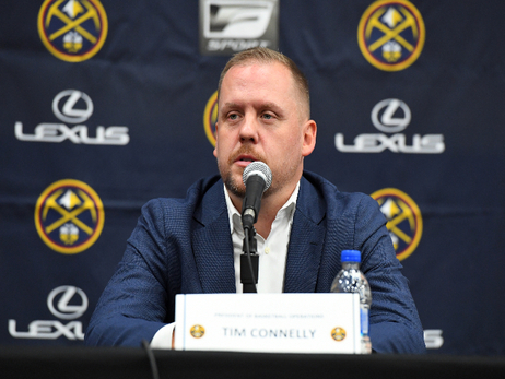 Denver Nuggets' Tim Connelly speaks on roster continuity, Summer League and more
