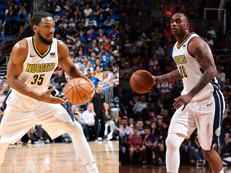 Nuggets Trade Faried and Arthur