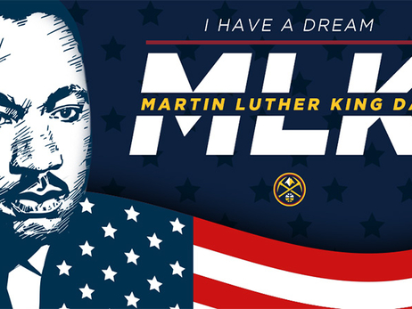 Nuggets Putting Martin Luther King's Words Into Action in Their Communities