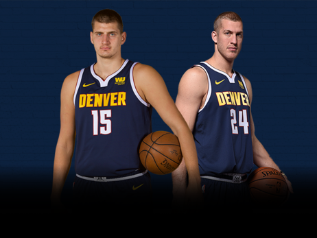 Denver Nuggets Position Season Review: Centers
