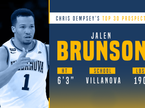 Prospect Preview: Jalen Brunson