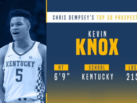 Prospect Preview: Kevin Knox