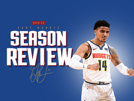 Denver Nuggets Season Review: Gary Harris