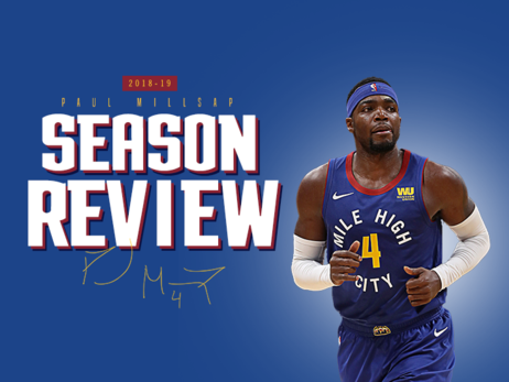 Denver Nuggets 2018-19 season review: Paul Millsap